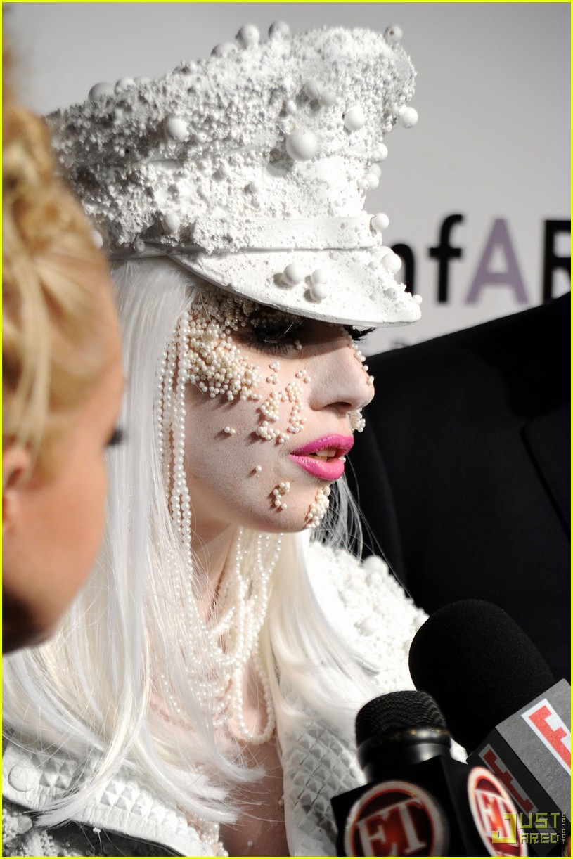 lady gaga amfar new york gala 032426923