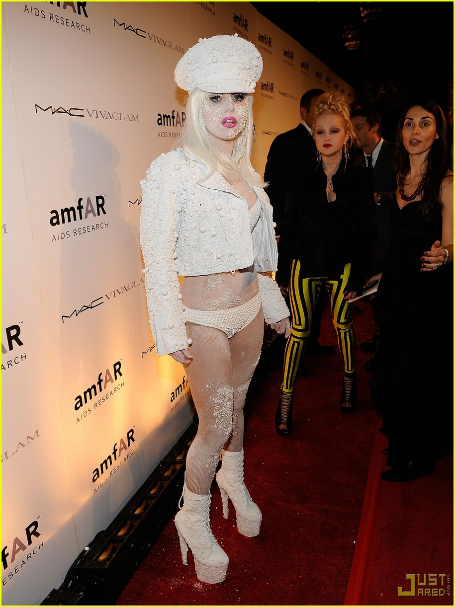 lady gaga amfar new york gala 062426926