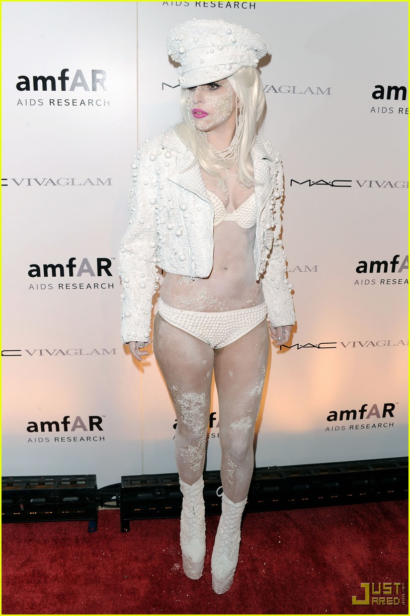 lady gaga amfar new york gala 092426929