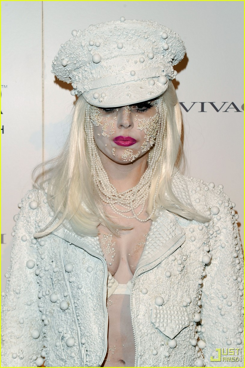 lady gaga amfar new york gala 14
