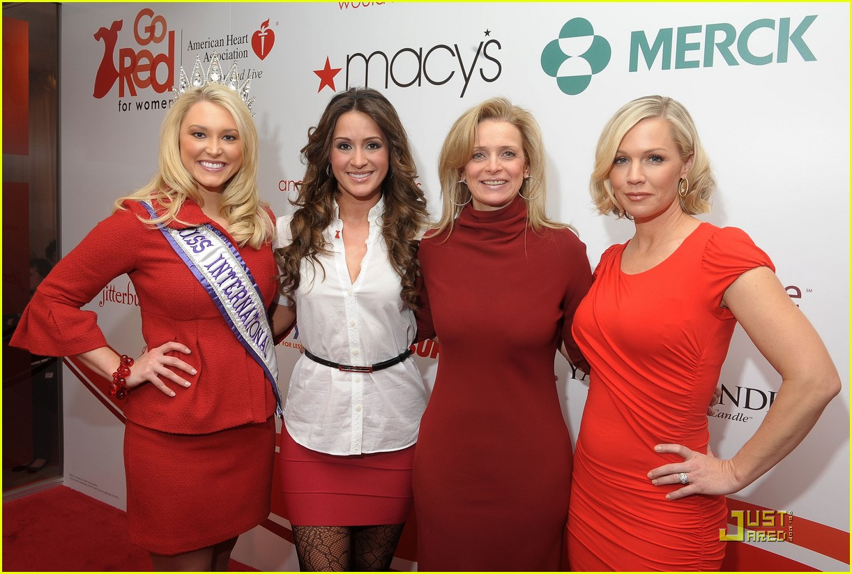 jennie garth go red for women 272425789