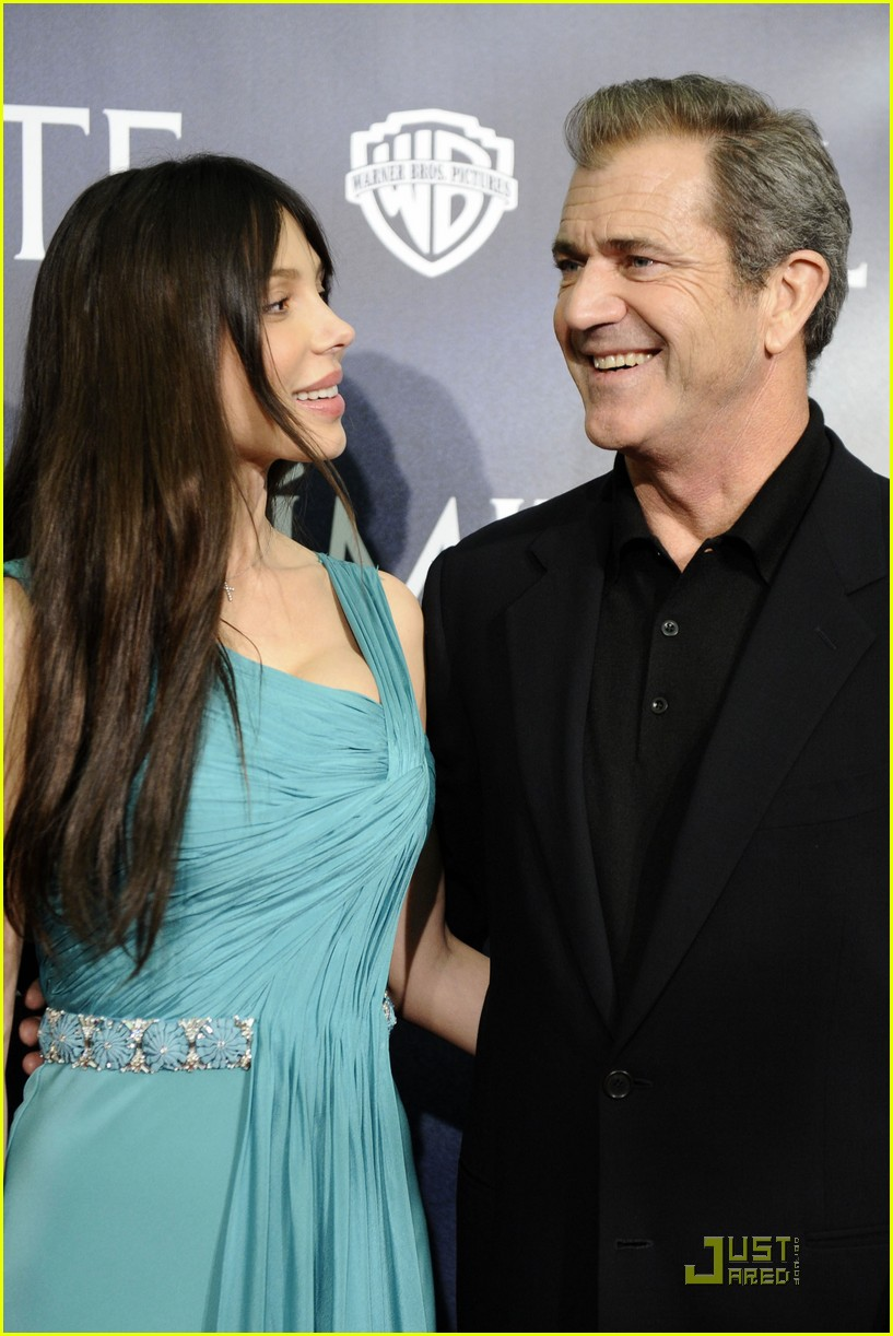 Mel Gibson and Oksana Grigorieva came to an amicable agreement 27.08.2011 69