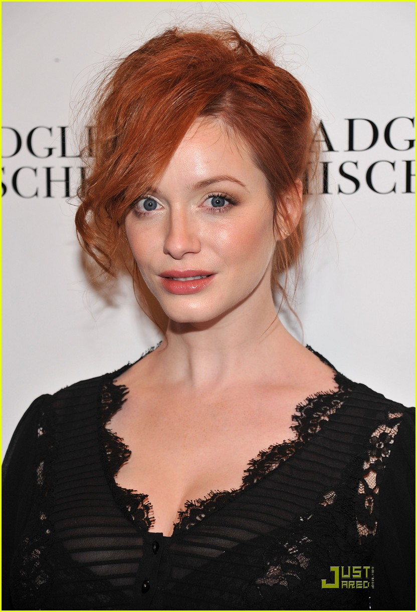 christina hendricks views fall fashion 072428311