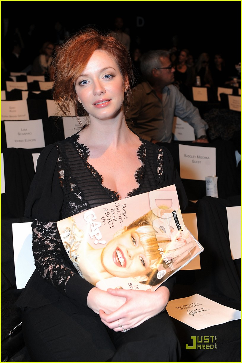 christina hendricks views fall fashion 252428329