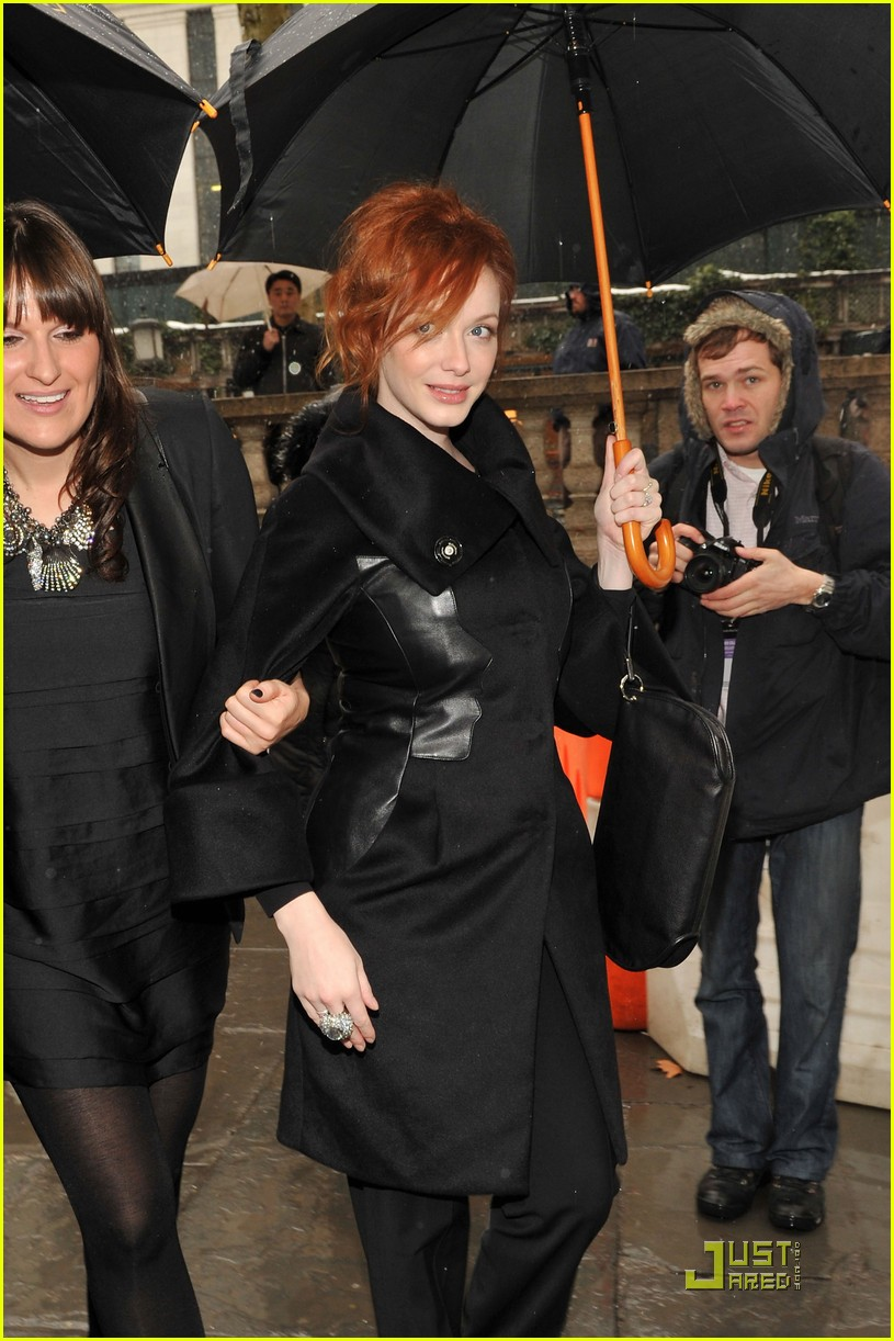 christina hendricks views fall fashion 262428330