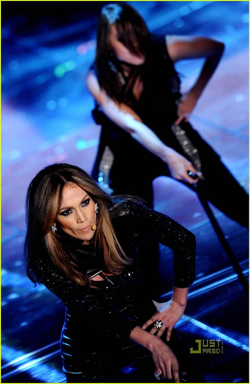 9566f1e9 Jennifer Lopez Premieres 'What is Love' Live!: Photo 2429078 ...