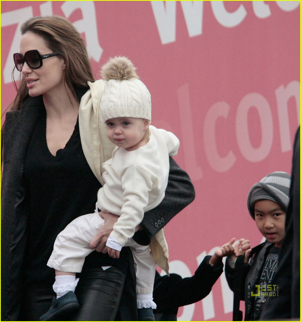 Angelina Jolie And Brad Pitt Kids Down Syndrome