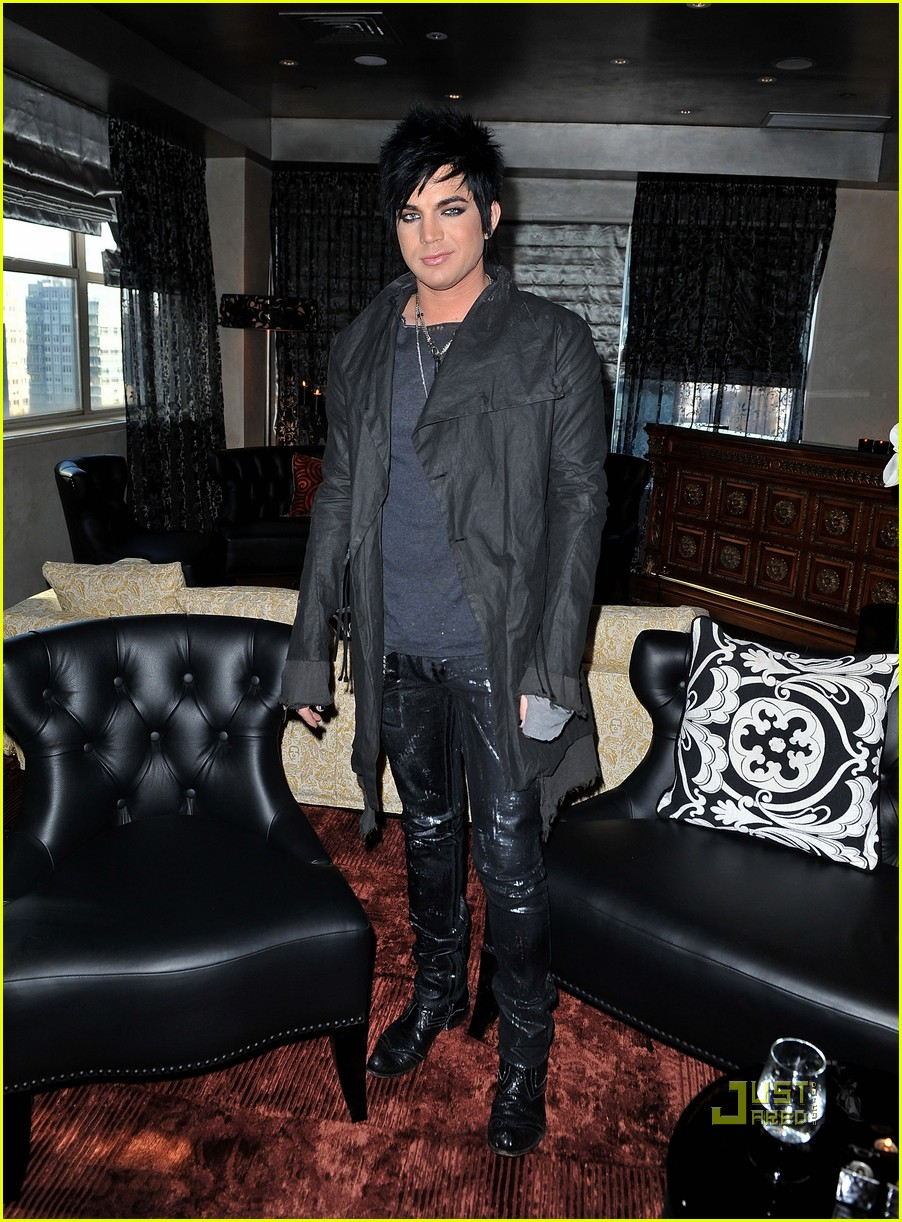 adam lambert shoots nightline interview 01