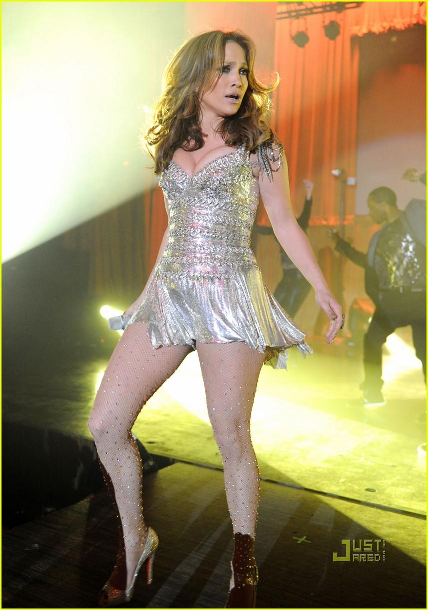 Jennifer Lopez: Fresh Out the Axe Lounge: Photo 2426157