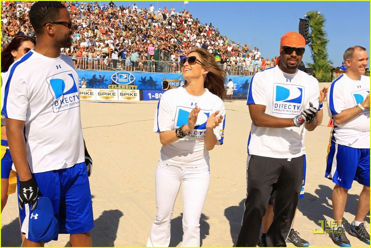 jennifer lopez directv celebrity beach bowl 332425960