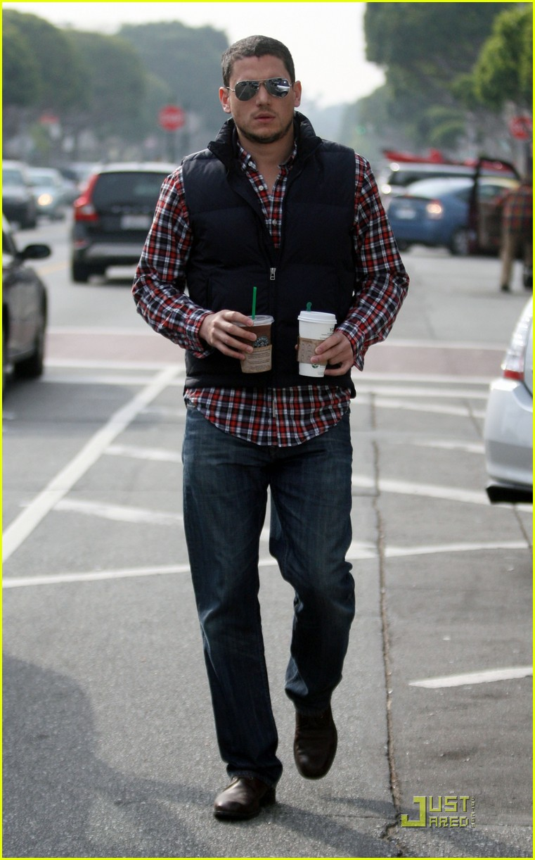 wentworth miller caffeine kick 022424757