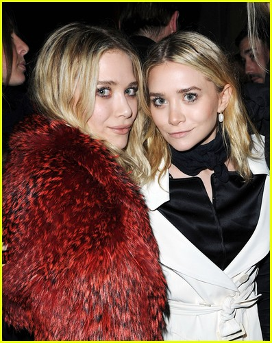 olsen twins elle style awards 052429504