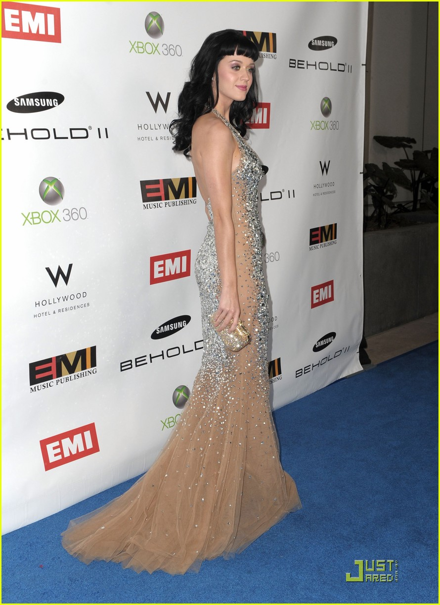 katy perry grammys 2010 emi party 042413348