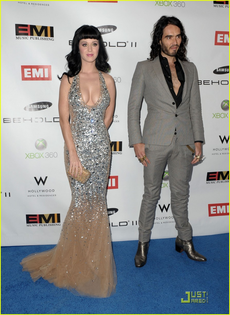 katy perry grammys 2010 emi party 16