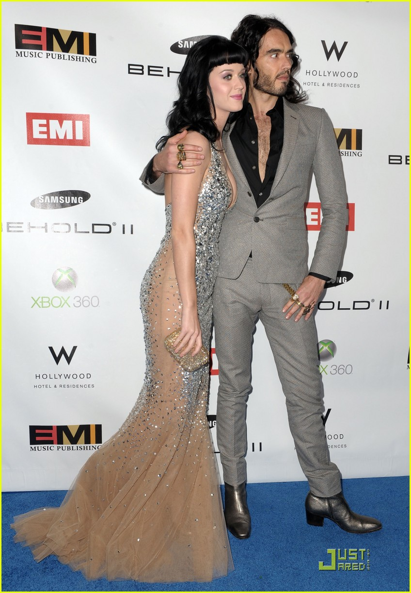 katy perry grammys 2010 emi party 17