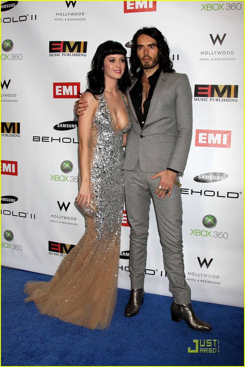 katy perry grammys 2010 emi party 18