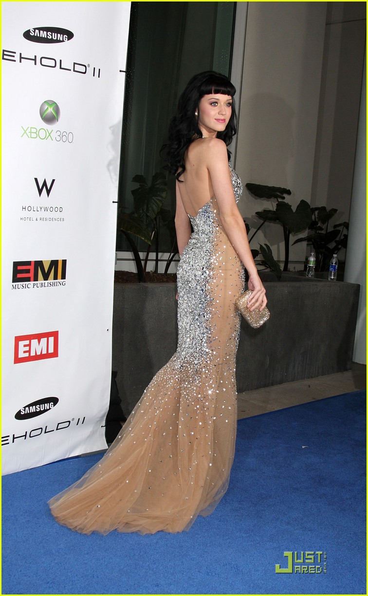 katy perry grammys 2010 emi party 212413365