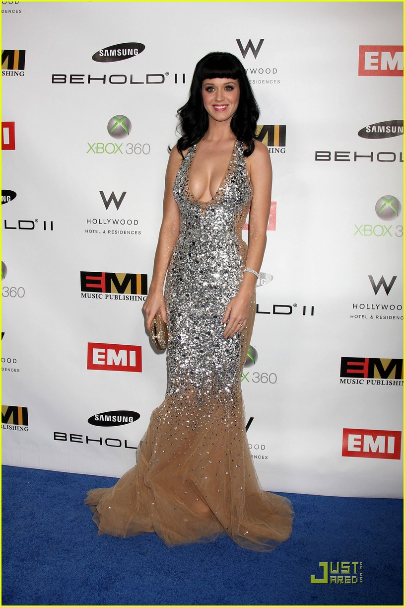 katy perry grammys 2010 emi party 24