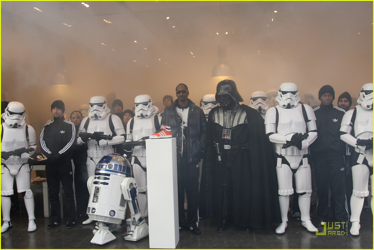 snoop dog star wars 13