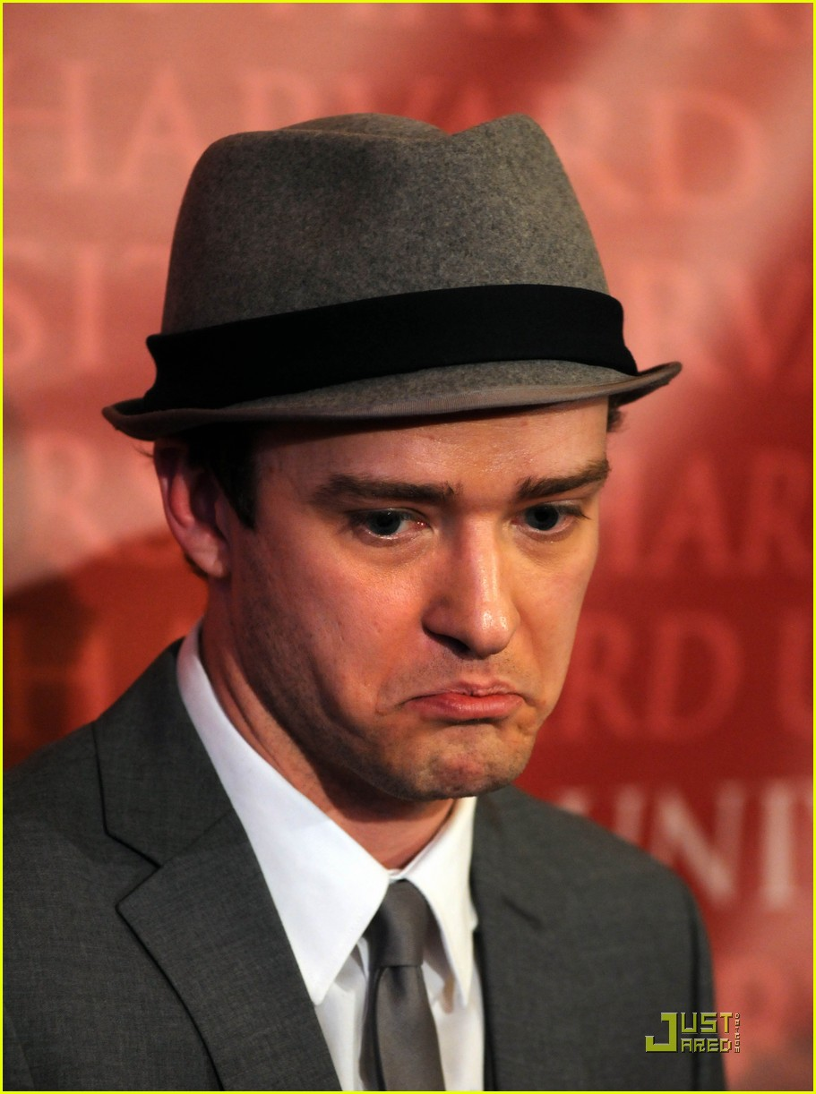 justin timberlake hasty pudding pot man of the year 142425750