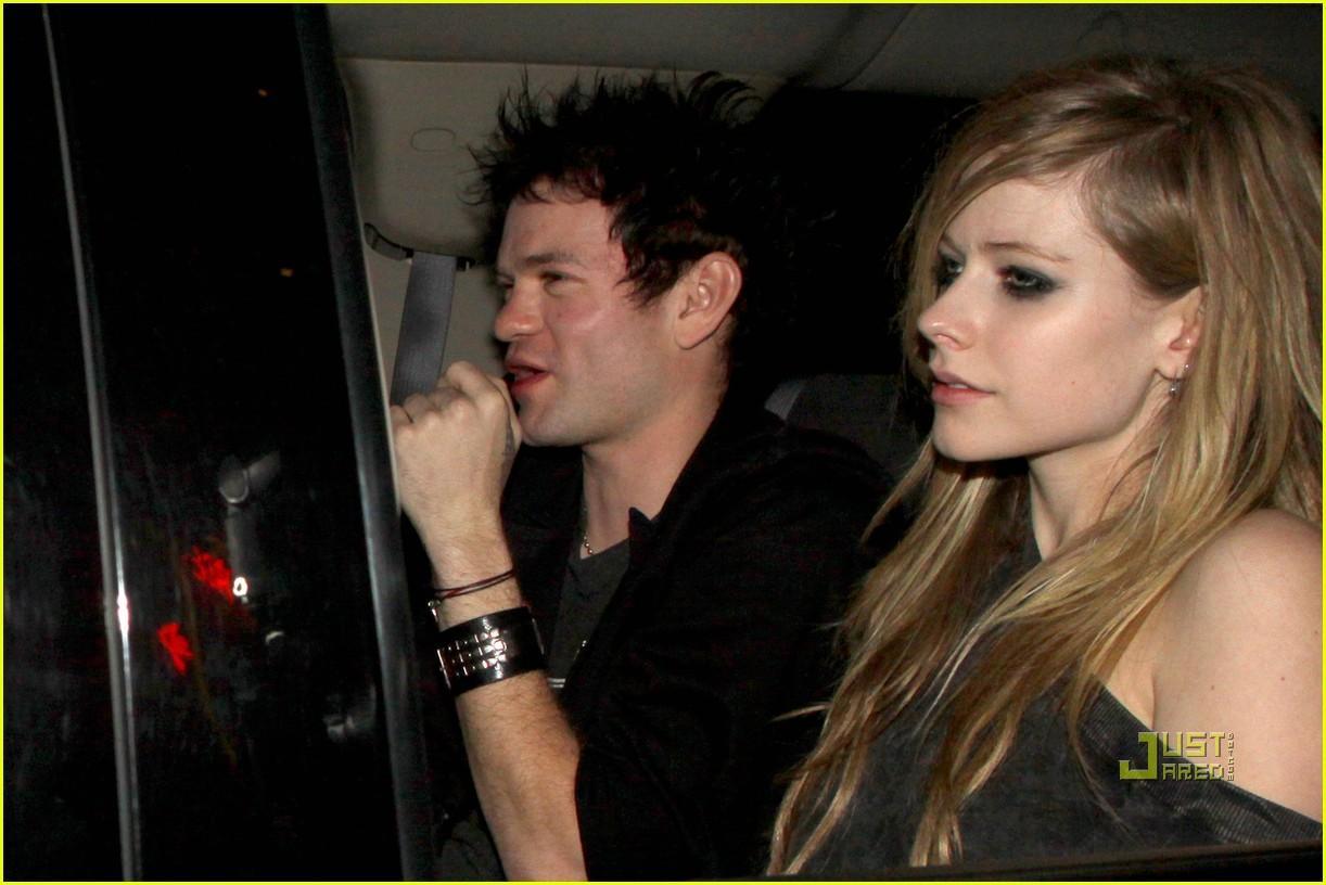Avril Lavigne & Deryck Whibley are a Tattooed Twosome Avril Lavigne 2017