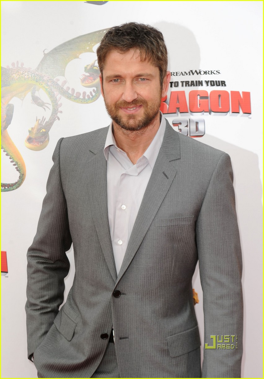 gerard butler how to train your dragon premiere 132436283