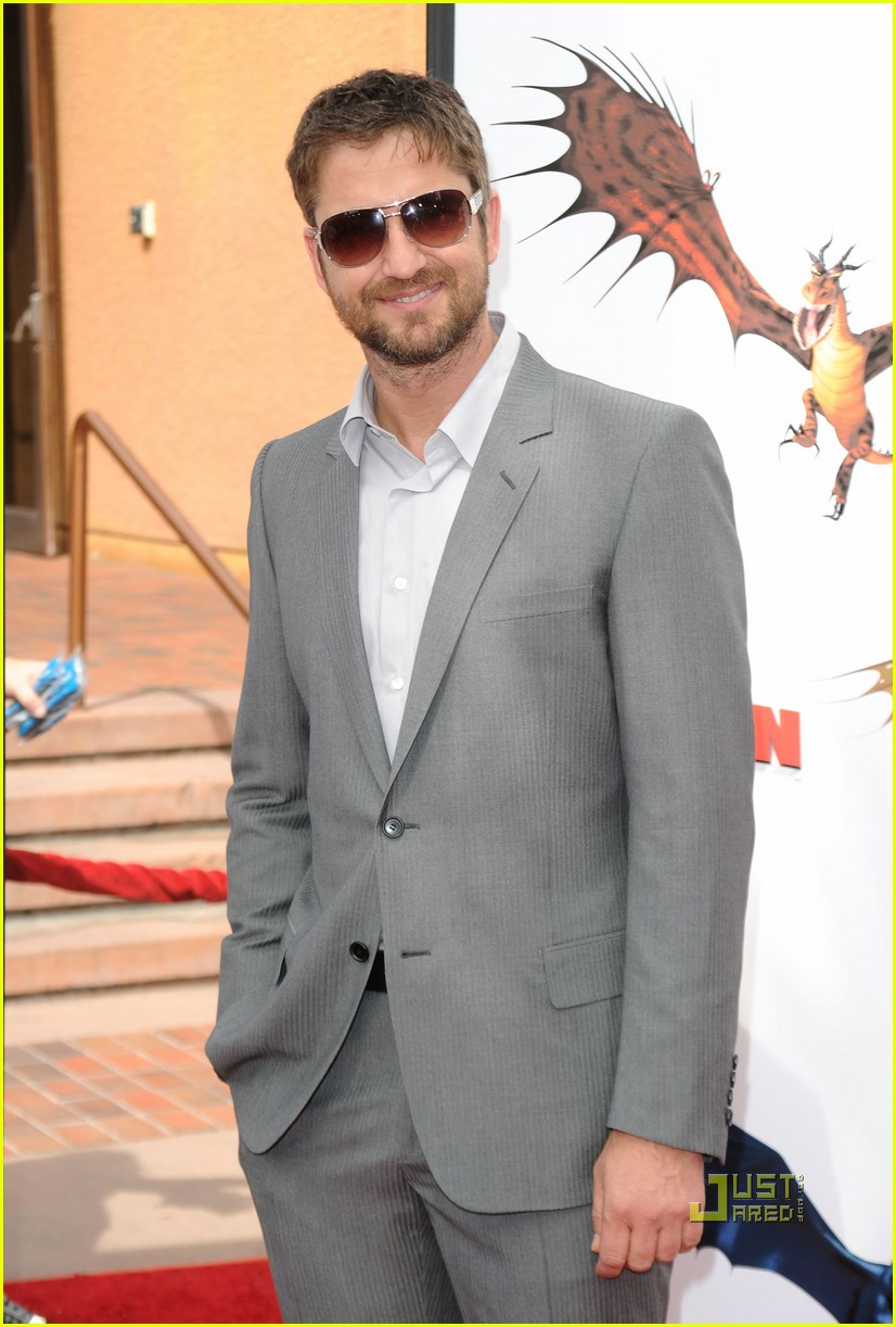 gerard butler how to train your dragon premiere 152436285