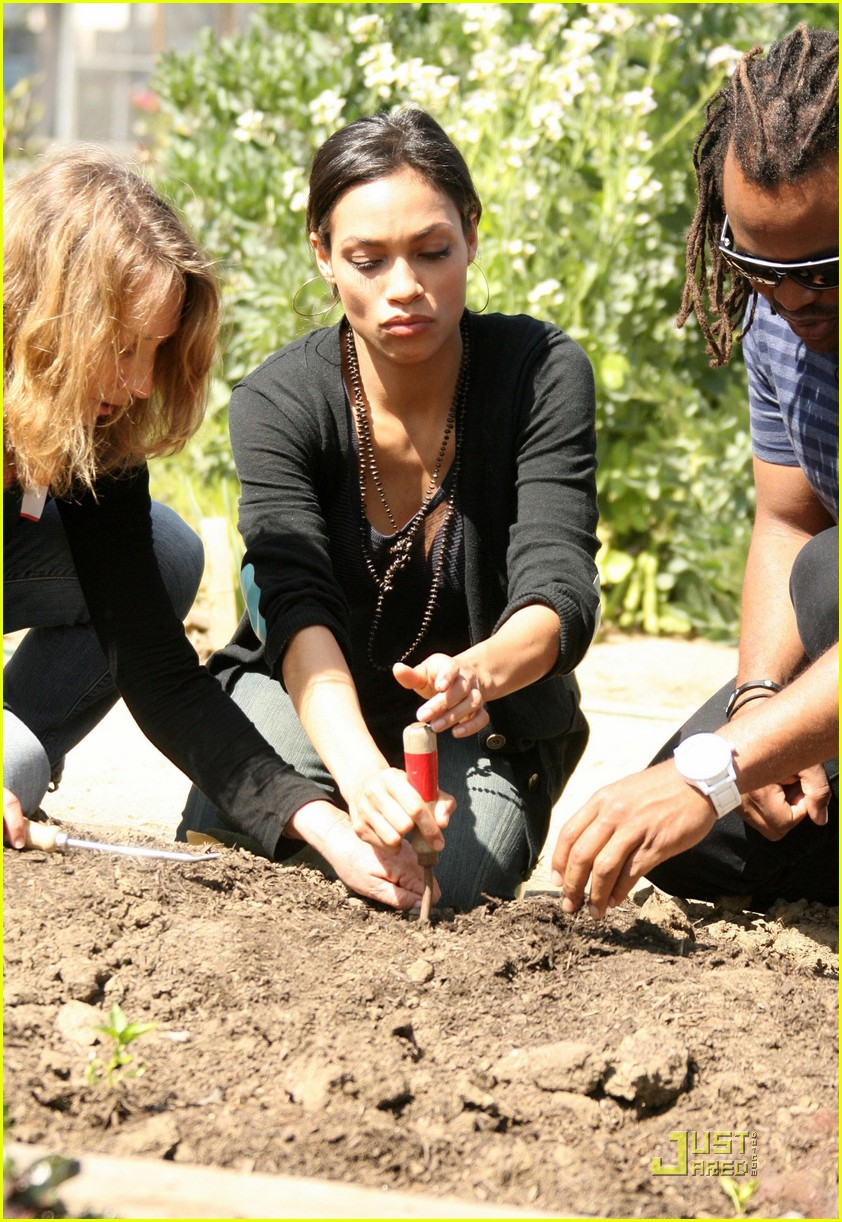 rosario dawson goes green 162434703