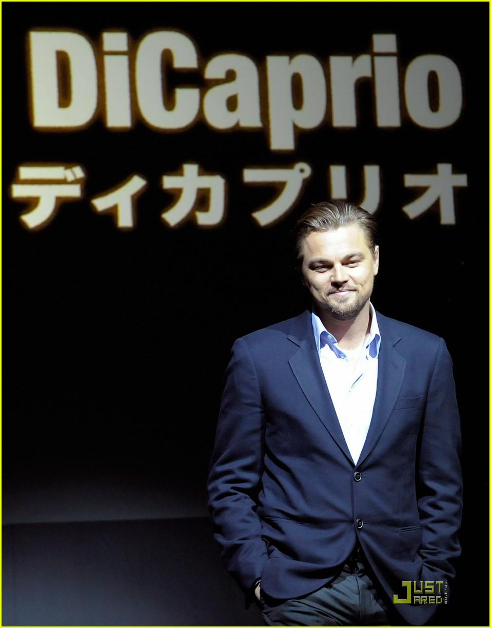 leonardo dicaprio travels to tokyo 042433913