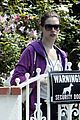 anne hathaway private yoga class 06