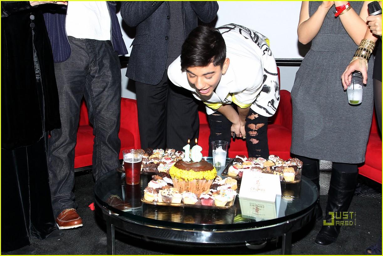 mark indelicato birthday party 092434605