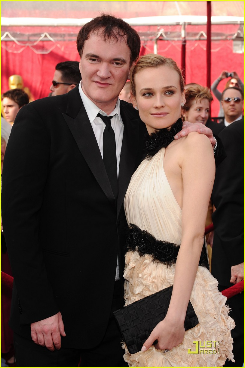 diane kruger 2010 oscars red carpet 09