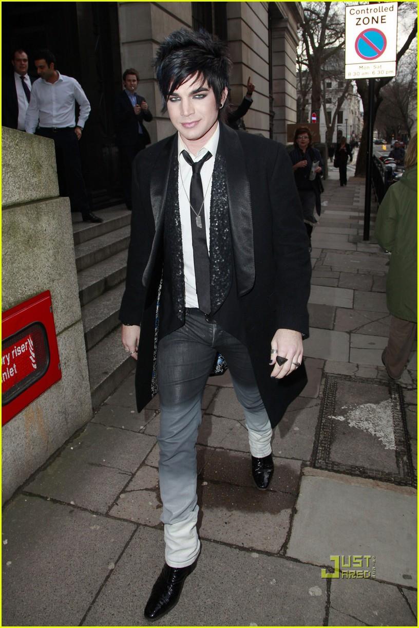adam lambert bowling alley london 052437688