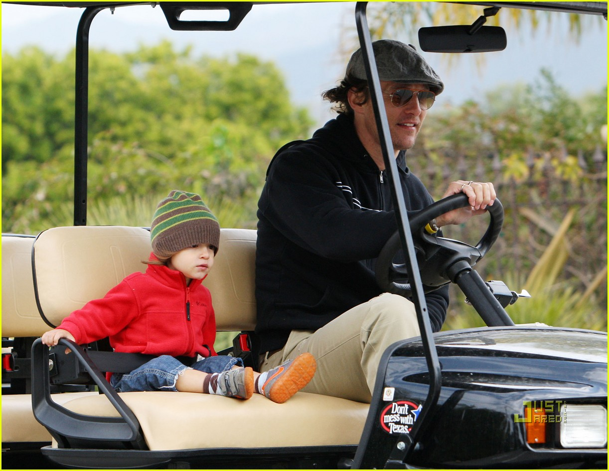 levi matthew mcconaughey golf cart 052437562