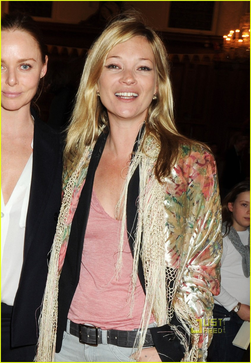 Stella McCartney And Kate Moss Team Up For Breast Cancer Awareness advise