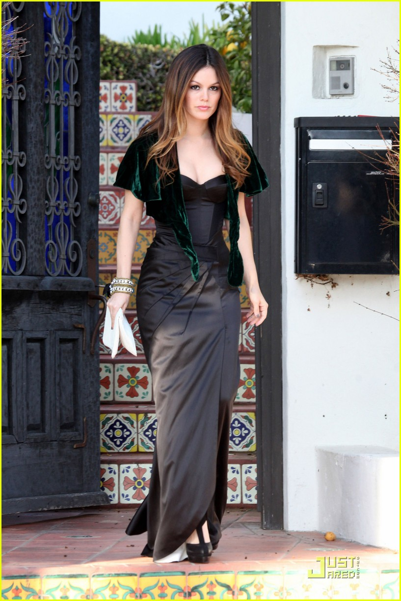 rachel bilson oscar party princess 012433028