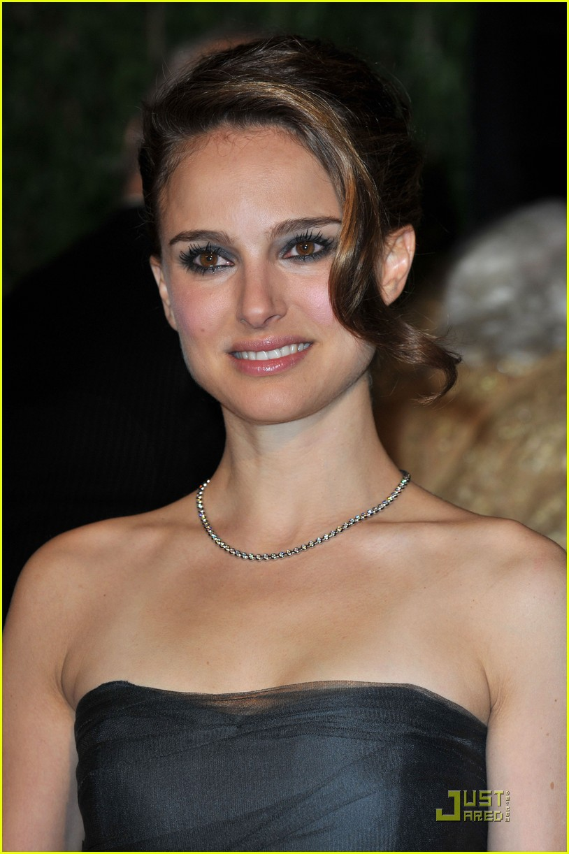 natalie portman vanity fair party perfection 022433194