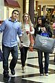 britney spears shops at glendale galleria 13