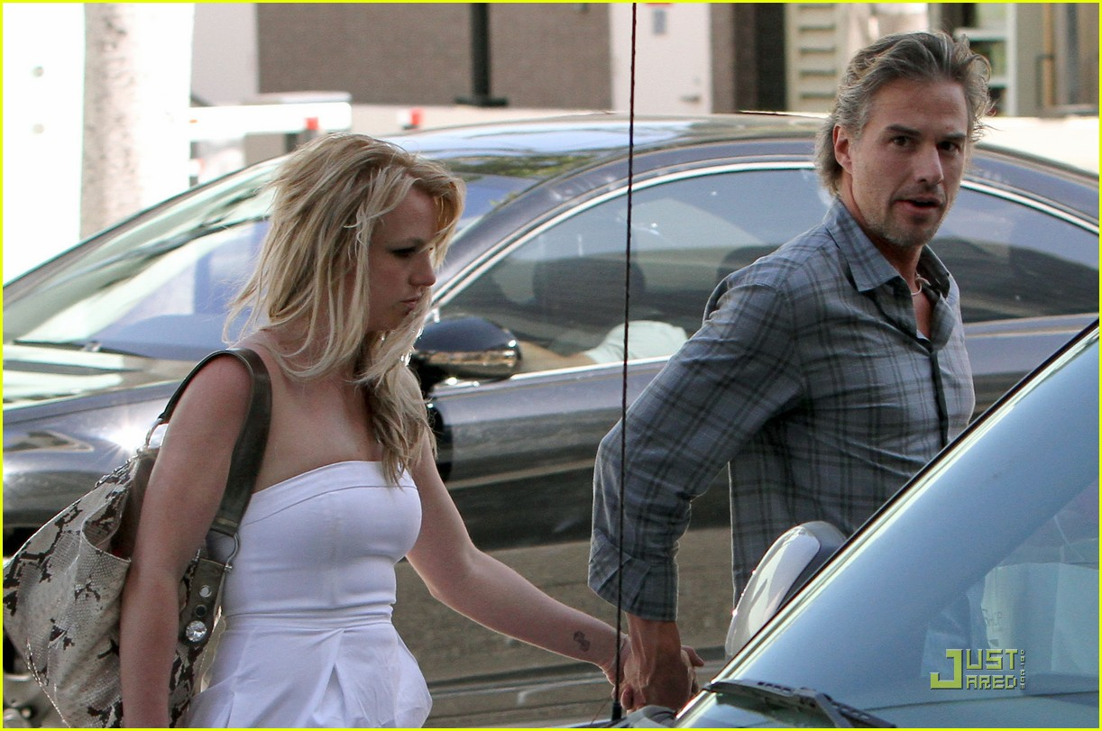 britney spears trawick hand in hand 13