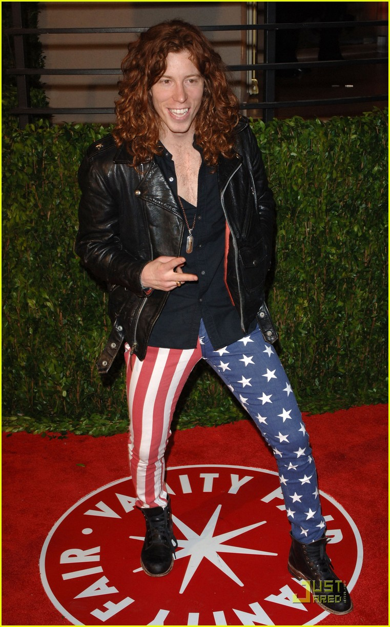 shaun white patriotic pants 042433391