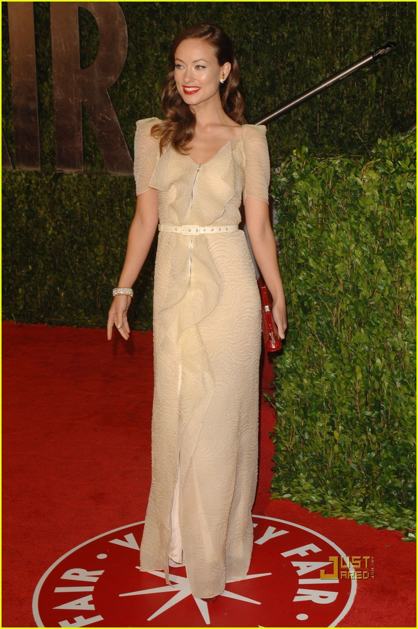 olivia wilde vanity fair post oscar party 2010 052433449