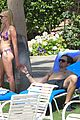 kate bosworth alexander skarsgard poolside pda 23