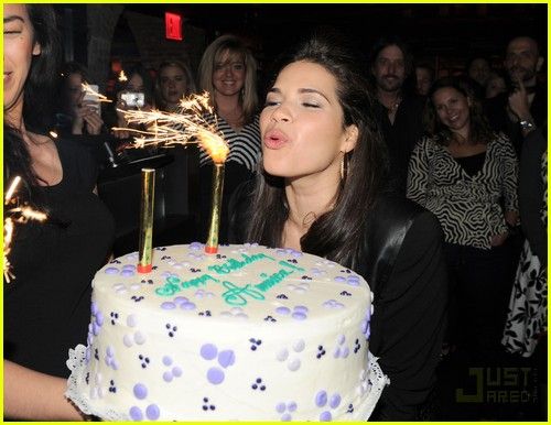 america ferrera birthday party 012445522