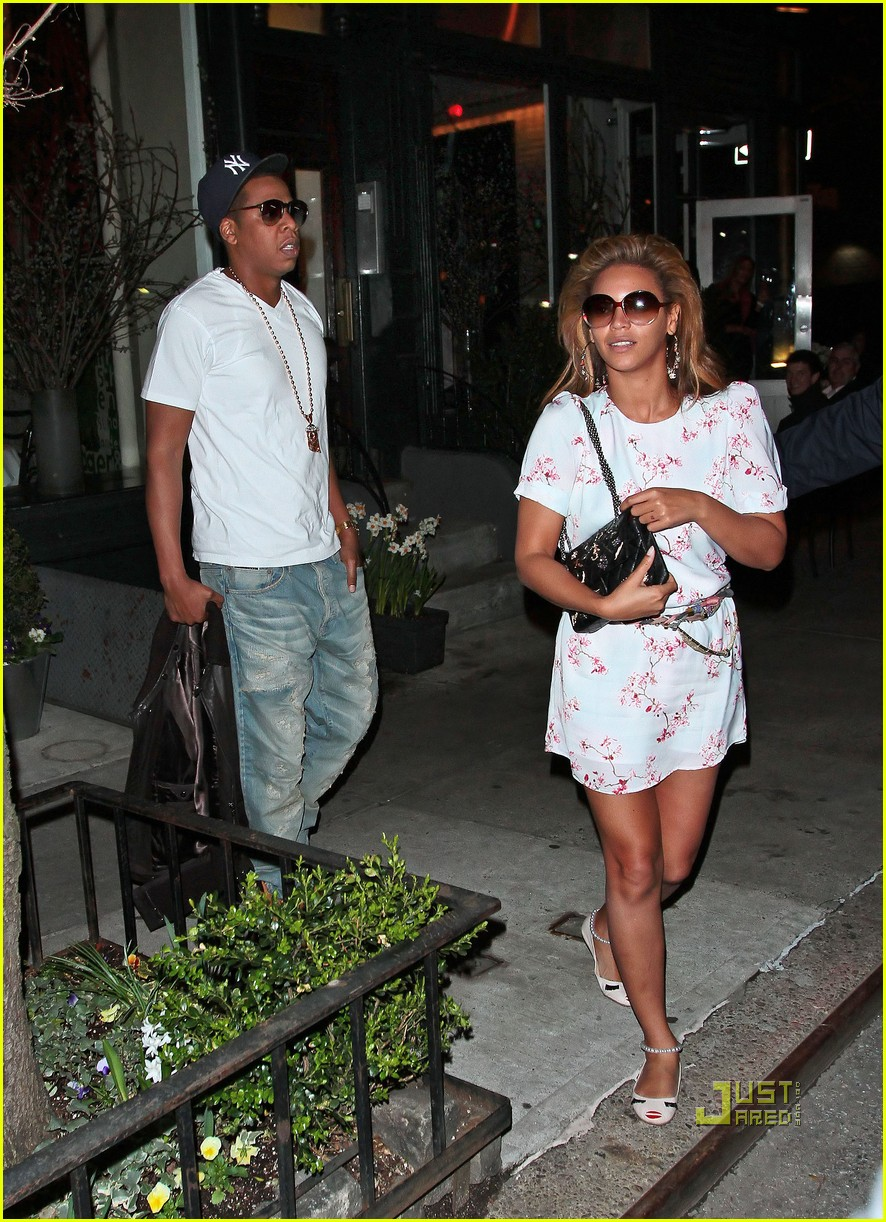 beyonce jayz wallse restaurant 01