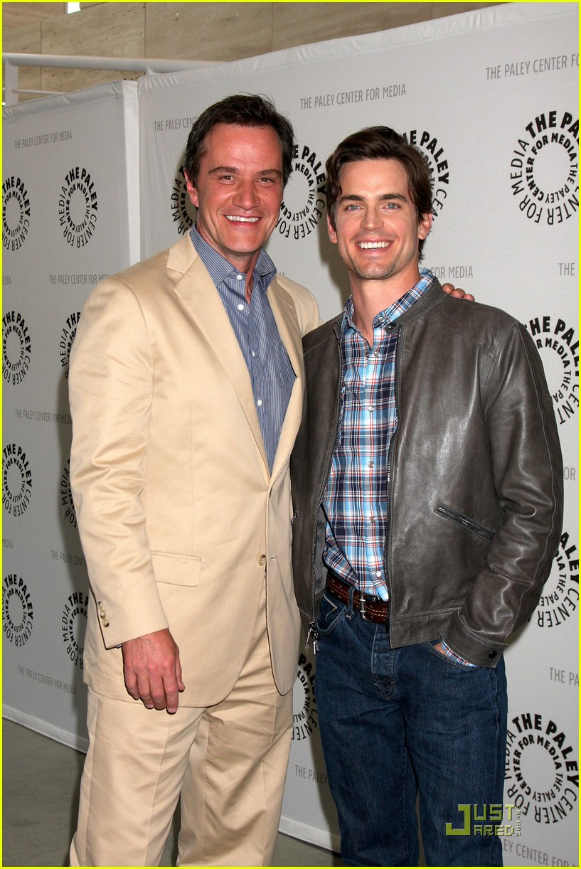Matt Bomer Comes Clean For White Collar Photo 2440993 Matt
