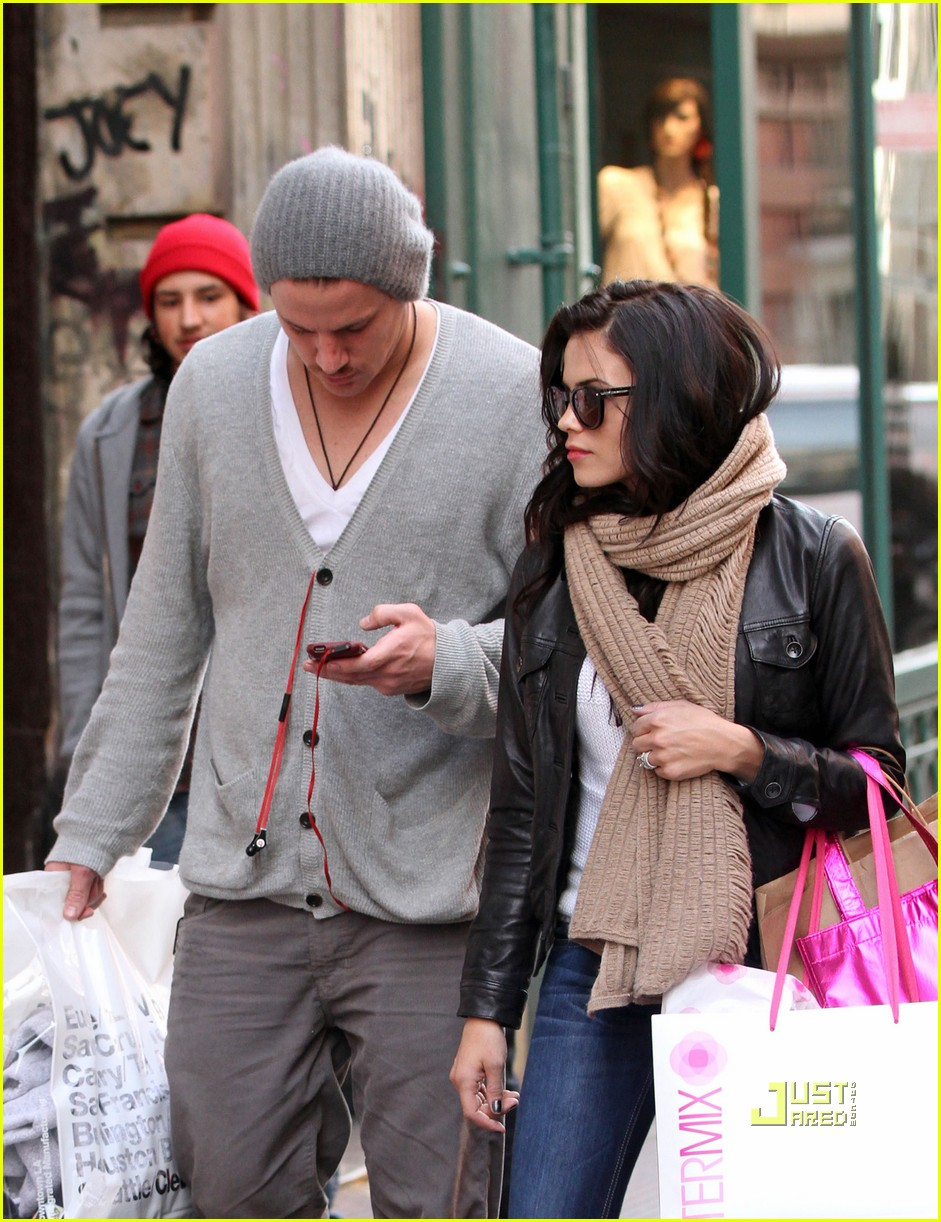 channing tatum jenna dewan soho shopping 022446555