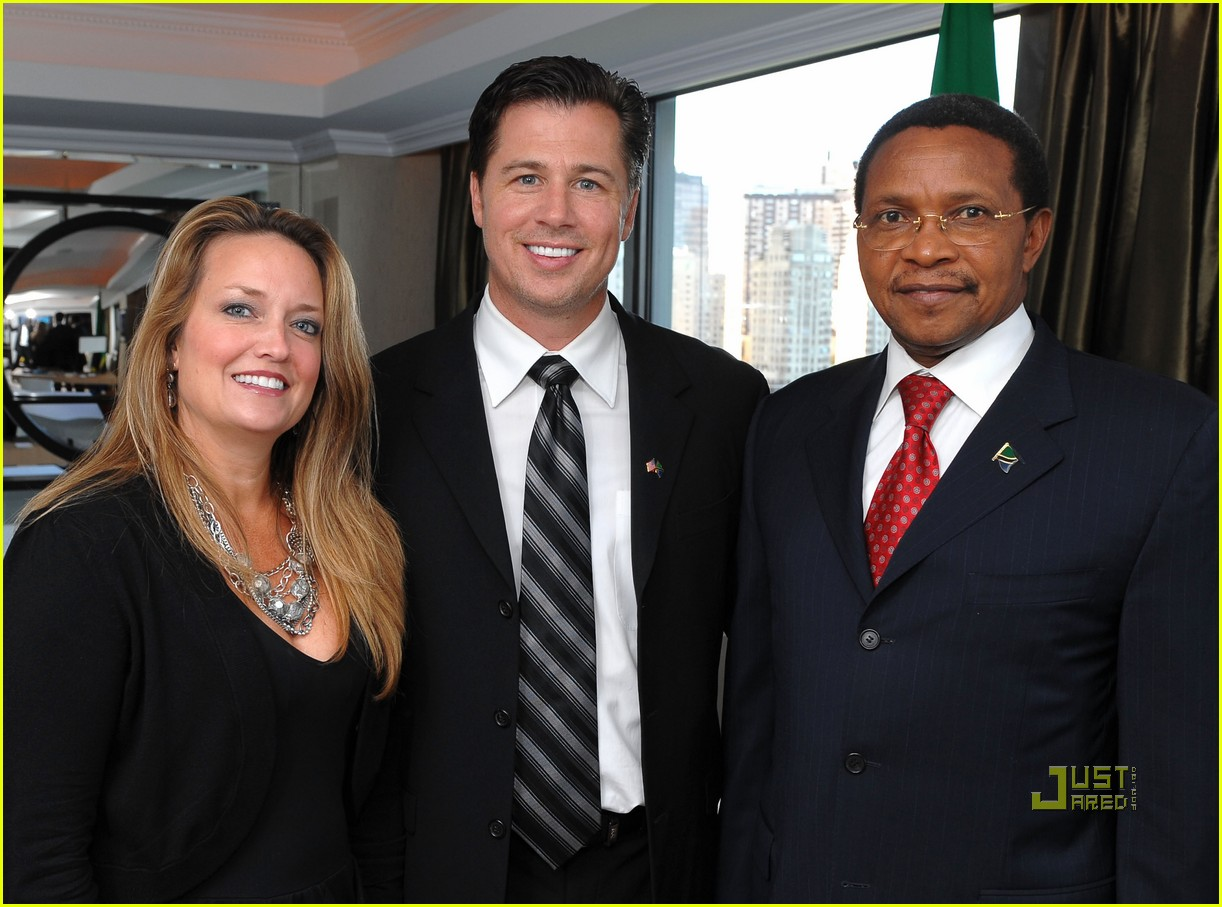 doug pitt goodwill ambassador tanzania 142444146