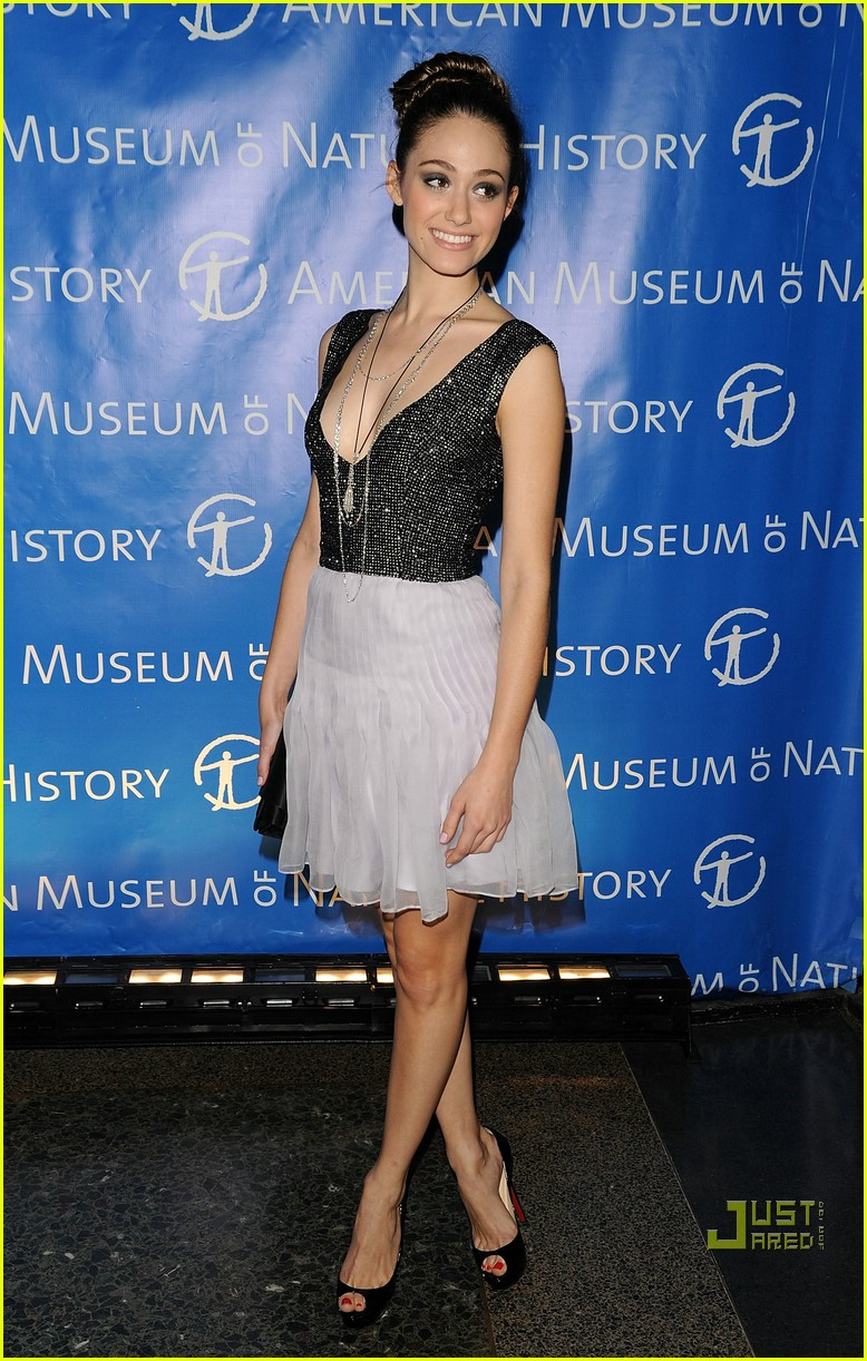 emmy rossum night museum 122442833