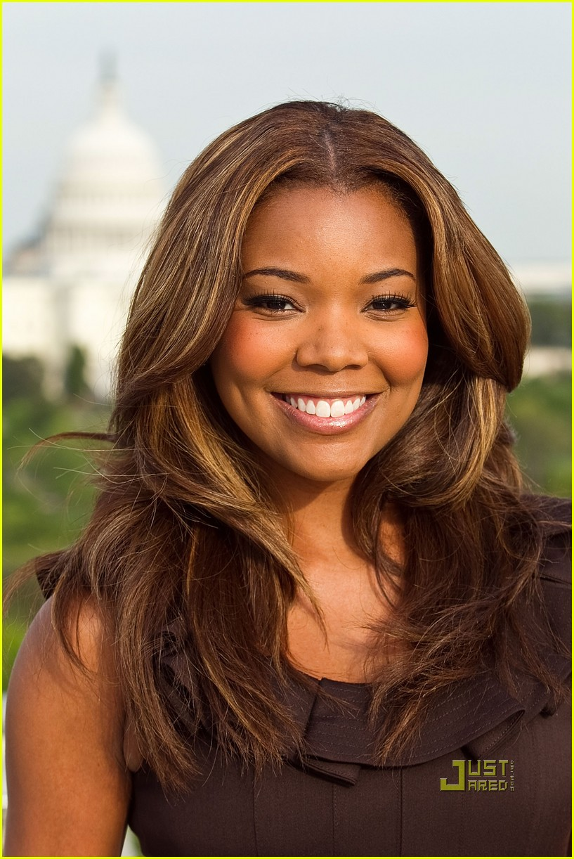 Gabrielle Union Makes A Clean Difference Photo 2444374