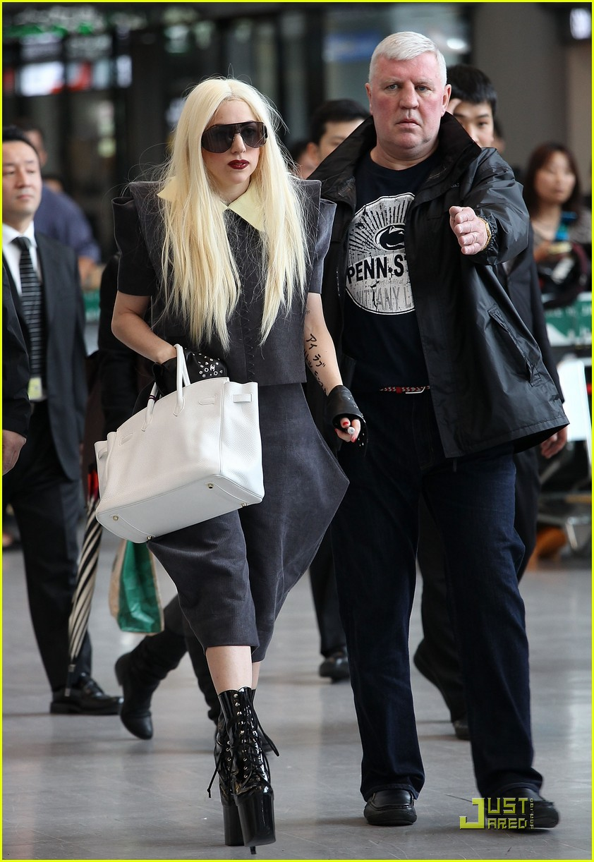 lady gaga is new to narita 232442113